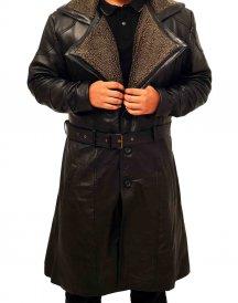 blade runner 2049 harrison ford Black Coat