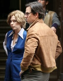 mark wahlberg all the money in the world brown jackets