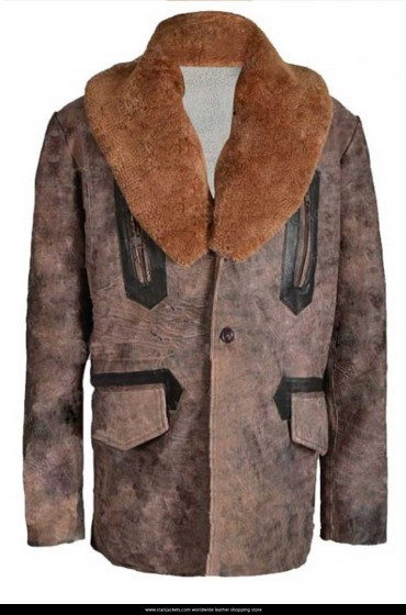 brown aquaman coat
