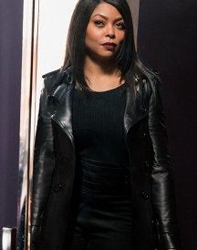 Taraji P. Henson Proud Mary movie jacket