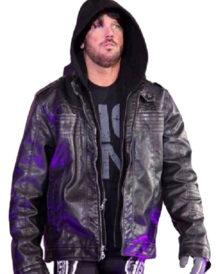 WWE Aj Styles Tna Wrestling Hoodie Jacket