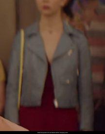 Anya Taylor-Joy Jacket in Thoroughbreds