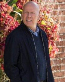 Bruce Willis Cotton Jacket in Dath Wish