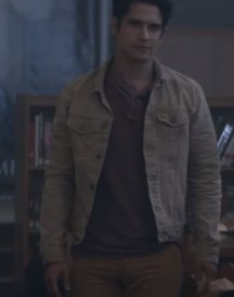 Tyler Posey Truth or dare Leather Jacket