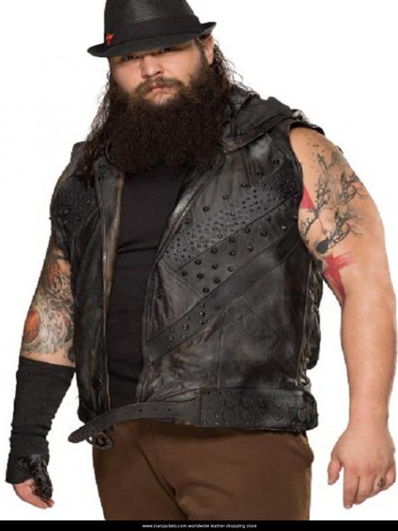 Bray Wyatt Black jacket