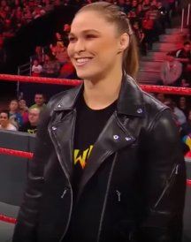 Rondan Rousey Jacket