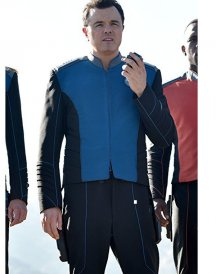 Seth MacFarlane Jackets in The Orville