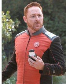 The Orville Scott Grimes Lt. Gordon Malloy Jacket