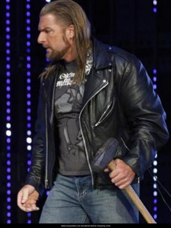 WWE TRiple H Jacket
