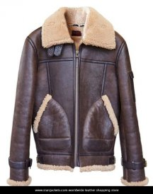 Oliver Sweeney Althorne Tobacco Aviator Jacket