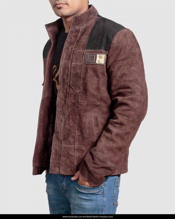 Alden Ehrenreich Han Solo Jacket A Star Wars Story Jacket
