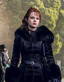 Emily Beecham Jacket by Into the Badlands