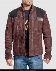 Han Solo Jacket in A Star Wars Story by Alden