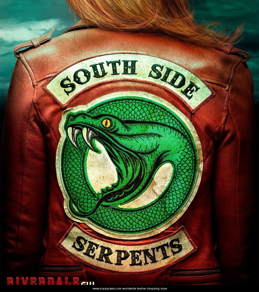 Riverdale Southside Serpent: Riverdale Southside Serpents Brown Leather Jackets