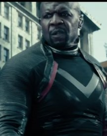 Terry Crews Costume Jackets in Deadpool 2