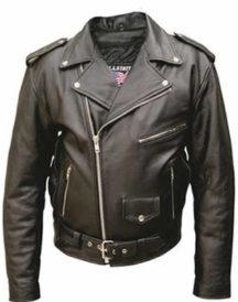 American Flag Biker Jacket