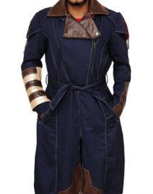 Assassins Creed Game Arno Coat
