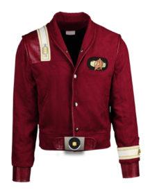Captain Kirk Star Trek The Frontier Jacket