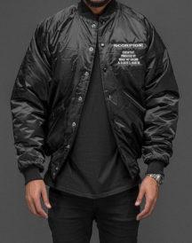 Drake Scorpion Black Jacket 29, 2018