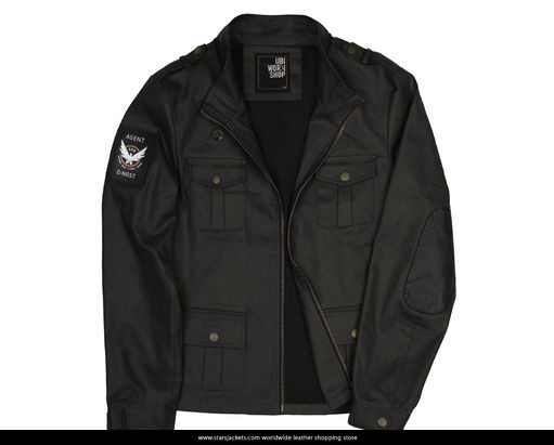 Iconic Division Black agent Jacket