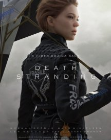 Léa Seydoux Death Stranding Women Leather Jacket