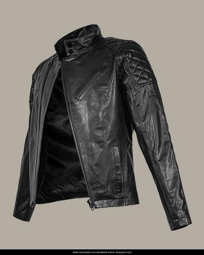 Big Boss Metal Gear Solid 5 Leather Jacket