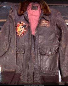 WWII Hell Hawks Bomber Jacket