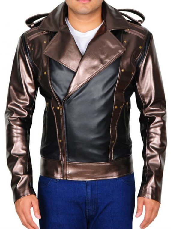 X-Men Quicksilve Evan Peters Jacket