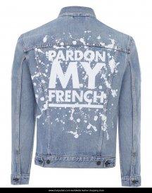 pardon my french jean jacket