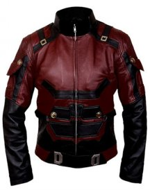 Daredevil Vol 2 Red Leather Jacket