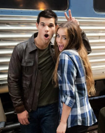 Abduction Taylor Lautner Jacket