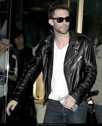 Adam Leather Jacket