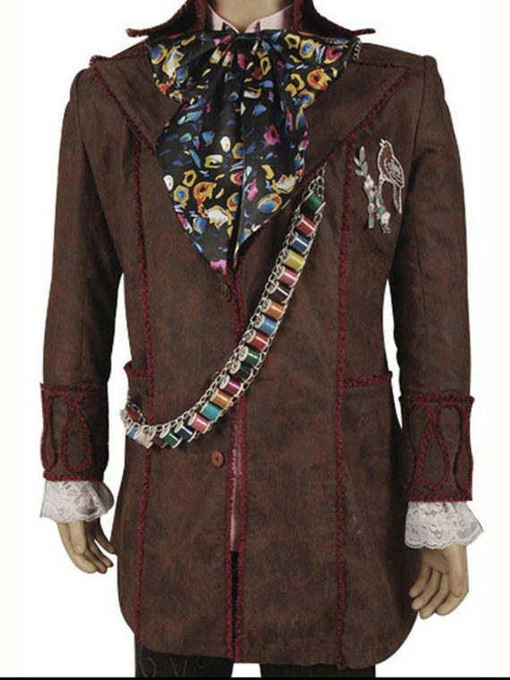 Alice in Wonderland Mad Hatter Coat