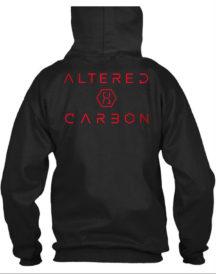 Altered Carbon Logo Sweatshirt