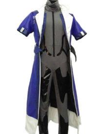 Ana Overwatch Captain Amari Blue Trench Coat