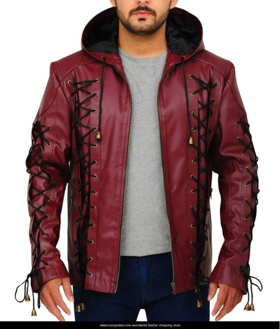 Arrow-S3E12-Arsenal-Hoodie-Style-Jacket