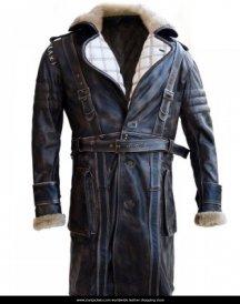 Fall Out Battle Field Elder Maxson Jacket Black Leather Coat (4)-400x400-1000x1000