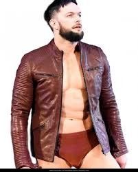 Finn Bálor Maroon Jacket