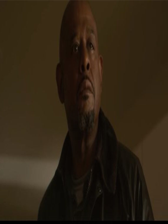 Forest Whitaker How Ends Black Jacket