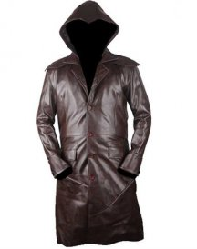 Jacob Frye Trench Coat from Video Game Assassins Creed Syndicate2