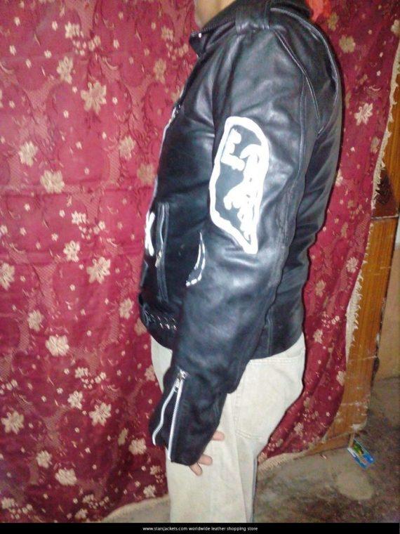 Jesse Rutherford The Neighbourhood Bad Luck Jacket