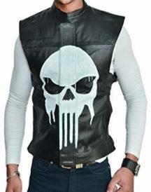 Ray Stevenson Punisher War Zone Vest