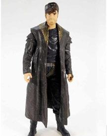 Star Wars The Last Jedi Dj Leather Coat