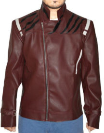 Travis Leather Jacket