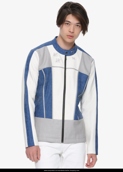 Our Universe Star Wars: The Clone Wars Captain Rex Moto Jacket