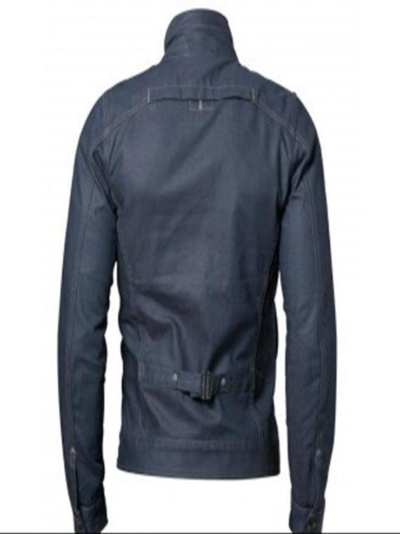 Vincent Keller Beauty And The Denim Jacket