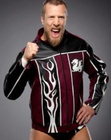 WWE Daniel Bryan Leather Jacket