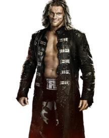 WWE Edge Leather Coat