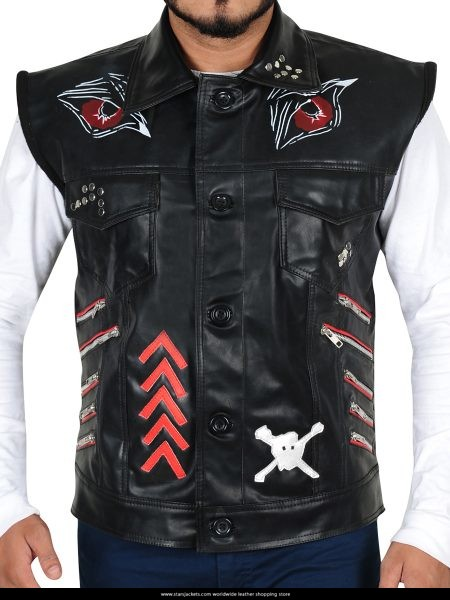 WWE-Wrestler-Baron-Corbin-Stylish-Vest-450x600