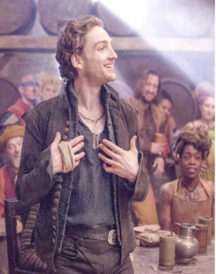 William Shakespeare Jacket